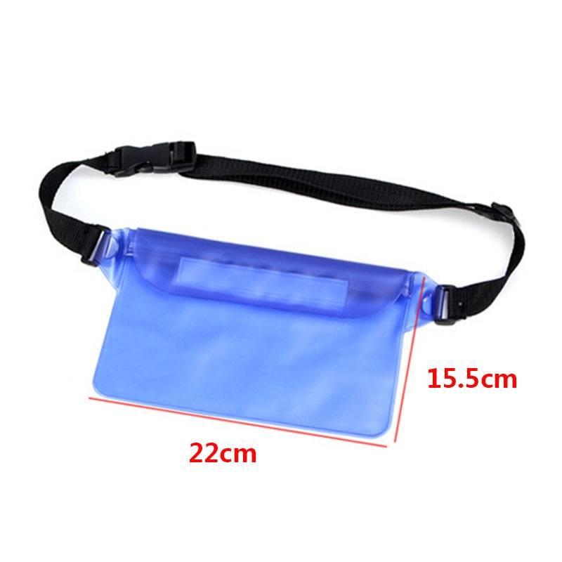 Waterproof Waist Swimming Bag